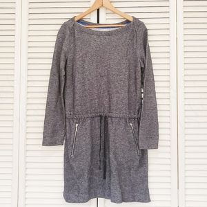NWT Lou & Grey Drawstring Waist Dress